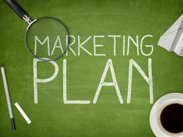قالب آماده برنامه بازاریابی
